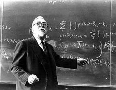 Profesor N. Wiener