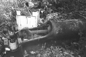 Torzo válce plynového motoru