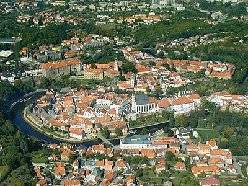Historic Centre of Český Krumlov - UNESCO World Heritage